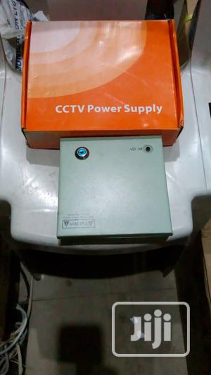 High Quality Cctv Power Supply 4-way | Security & Surveillance for sale in Lagos State, Ojo