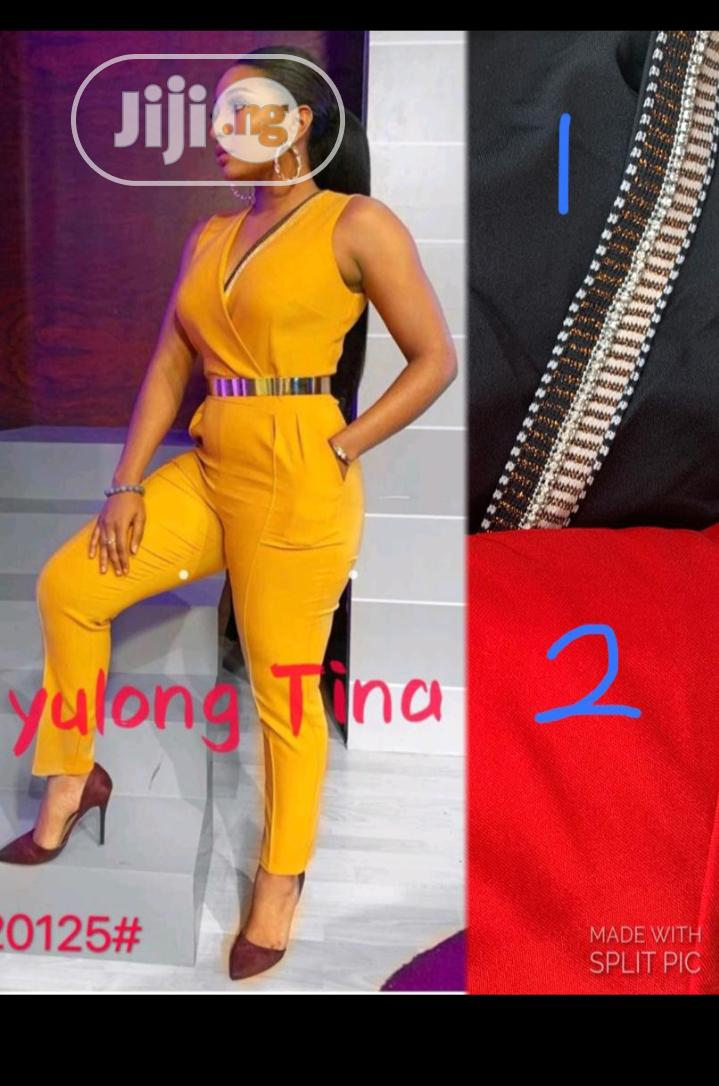 Quality and Unique Jumpsuit for Ladies | Clothing for sale in Gbagada, Lagos State, Nigeria
