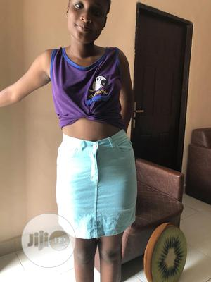 Denim Skirts   Clothing for sale in Lagos State, Amuwo-Odofin