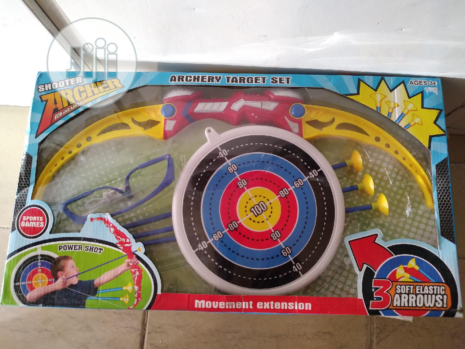 Archery Target Set | Books & Games for sale in Surulere, Lagos State, Nigeria