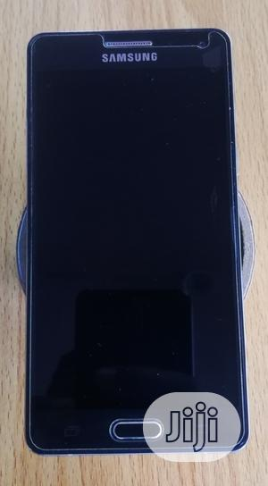 Samsung Galaxy A5 16 GB Black   Mobile Phones for sale in Lagos State, Mushin