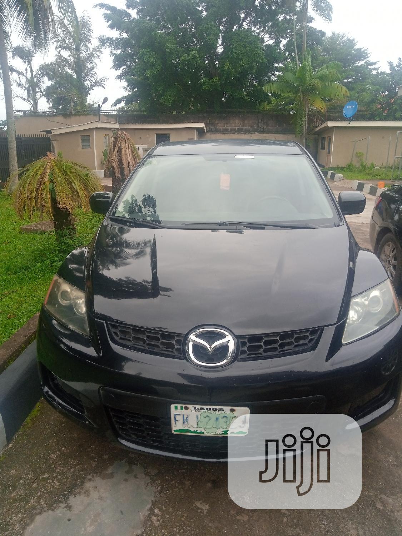 Archive: Mazda CX-7 2006 Black