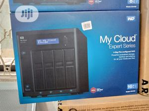 WD My Cloud 16TB Expert Series (4 Bay Pre-configured Nas)   Computer Hardware for sale in Lagos State, Ikeja