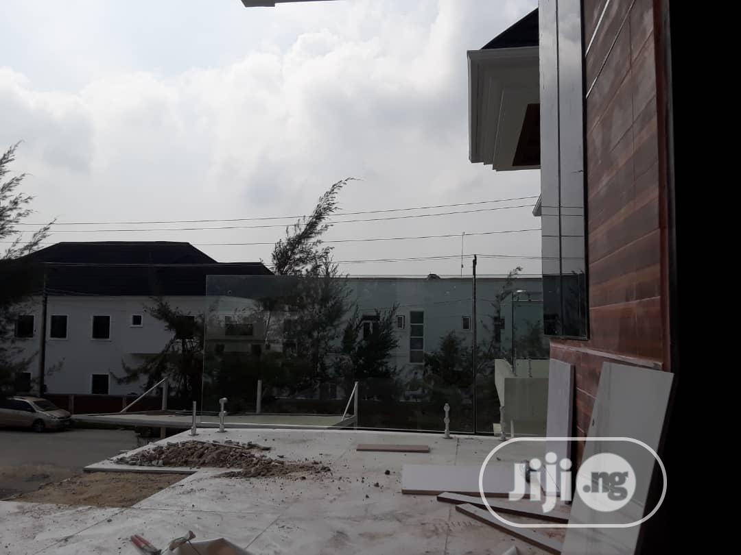 Luxurious Five Bedrooms Fully Detached Duplex | Houses & Apartments For Sale for sale in Lekki Phase 1, Lekki, Nigeria
