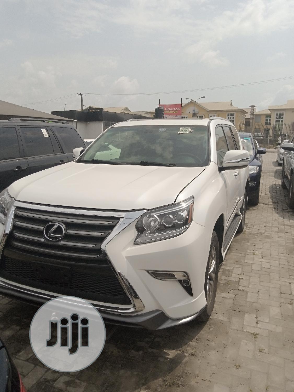 Lexus GX 2013 460 Base White   Cars for sale in Ikoyi, Lagos State, Nigeria