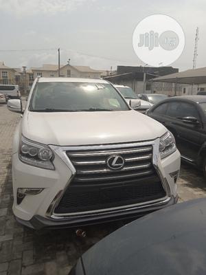 Lexus GX 2013 460 Base White   Cars for sale in Lagos State, Ikoyi