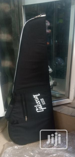 Proffessional Lead And Acoustic Guitar Bag | Musical Instruments & Gear for sale in Lagos State, Ojo