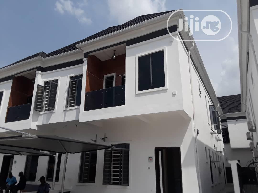 Luxurious 4 Bedrooms With Semi-detached Duplex