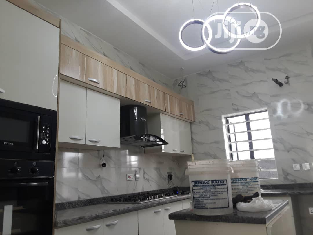 Luxurious 4 Bedrooms With Semi-detached Duplex | Houses & Apartments For Sale for sale in Lekki Phase 1, Lekki, Nigeria