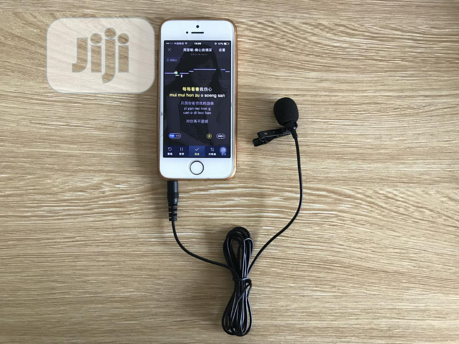 Microphone For Recording On Smartphone, PC, Laptop, Camera | Accessories & Supplies for Electronics for sale in Awka, Anambra State, Nigeria