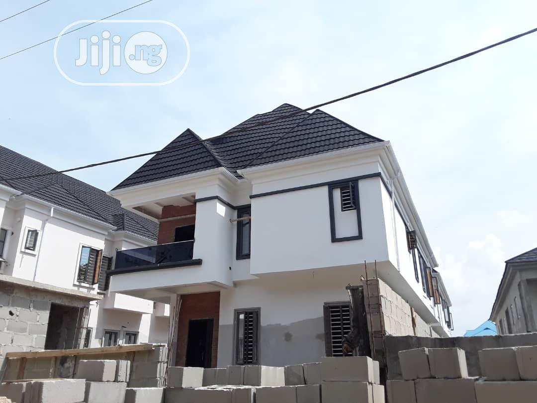 Spacious Five Bedrooms Fully Detached Duplex
