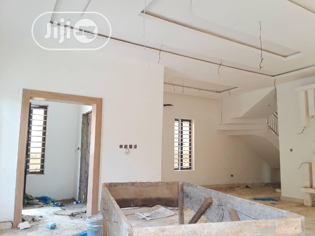 Spacious Five Bedrooms Fully Detached Duplex | Houses & Apartments For Sale for sale in Lekki Phase 1, Lekki, Nigeria