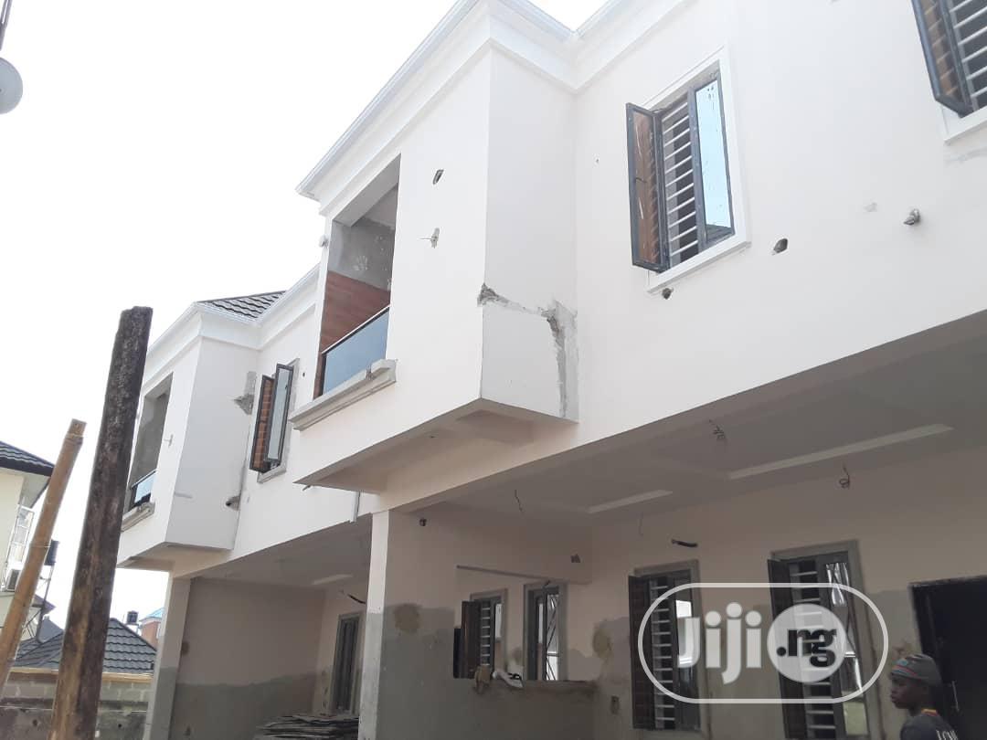 4 Bedrooms Semi-Detached Duplex