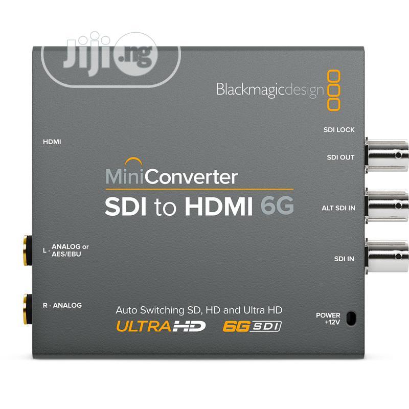 Sdi -hdmi Converter Black Magic