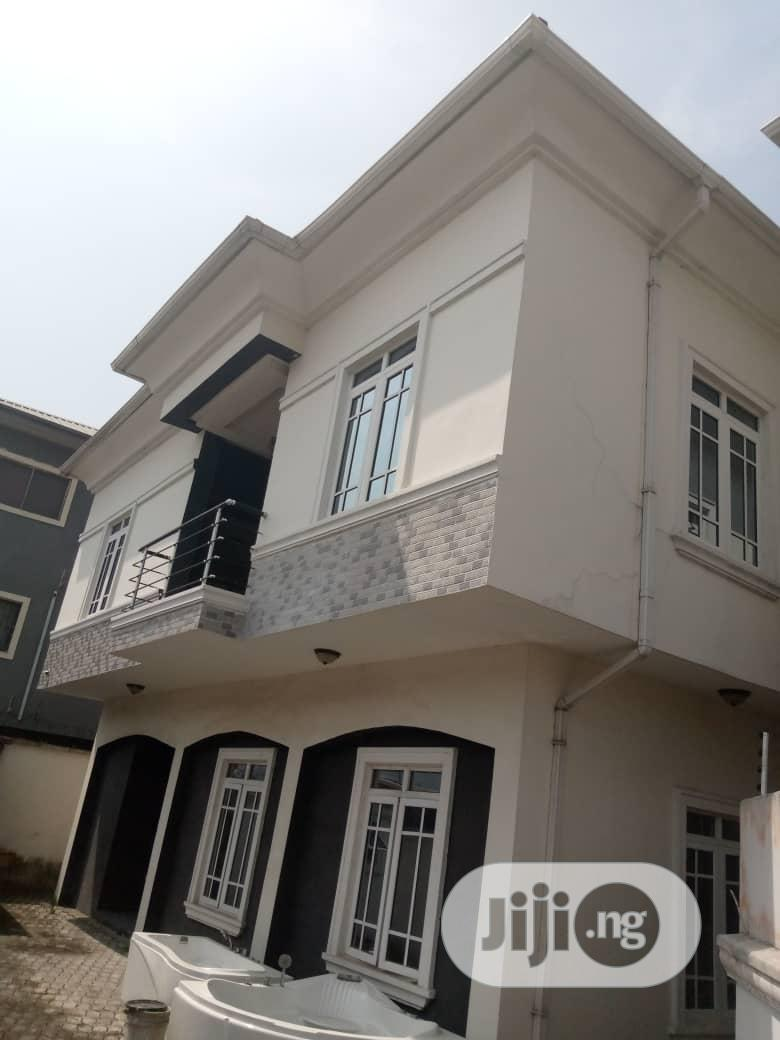 Five Bedrooms Duplex With A Boys Quarter
