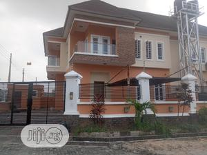 Neat 4 Bedroom Semi Detached Duplex With A Room Bq   Houses & Apartments For Rent for sale in Lagos State, Lekki