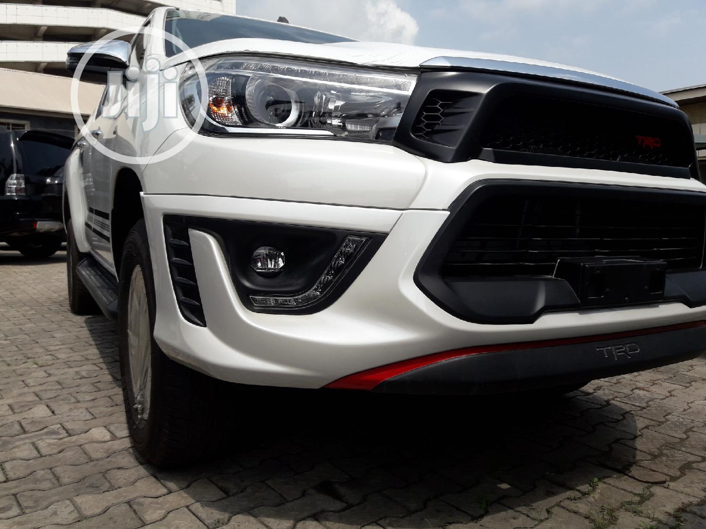 Archive New Toyota Hilux 2020 White In Victoria Island Cars Ovuoke Buluku Jiji Ng