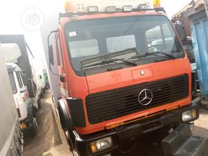 Mercedes Benz Truck 814 Red | Trucks & Trailers for sale in Lagos State, Apapa