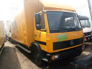 Mercedes Benz Truck 814 Yellow | Trucks & Trailers for sale in Lagos State, Apapa