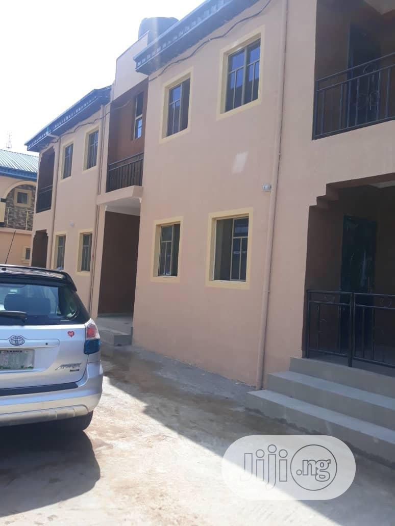 Archive: Standard 2bedroom Flat to Let at Igando