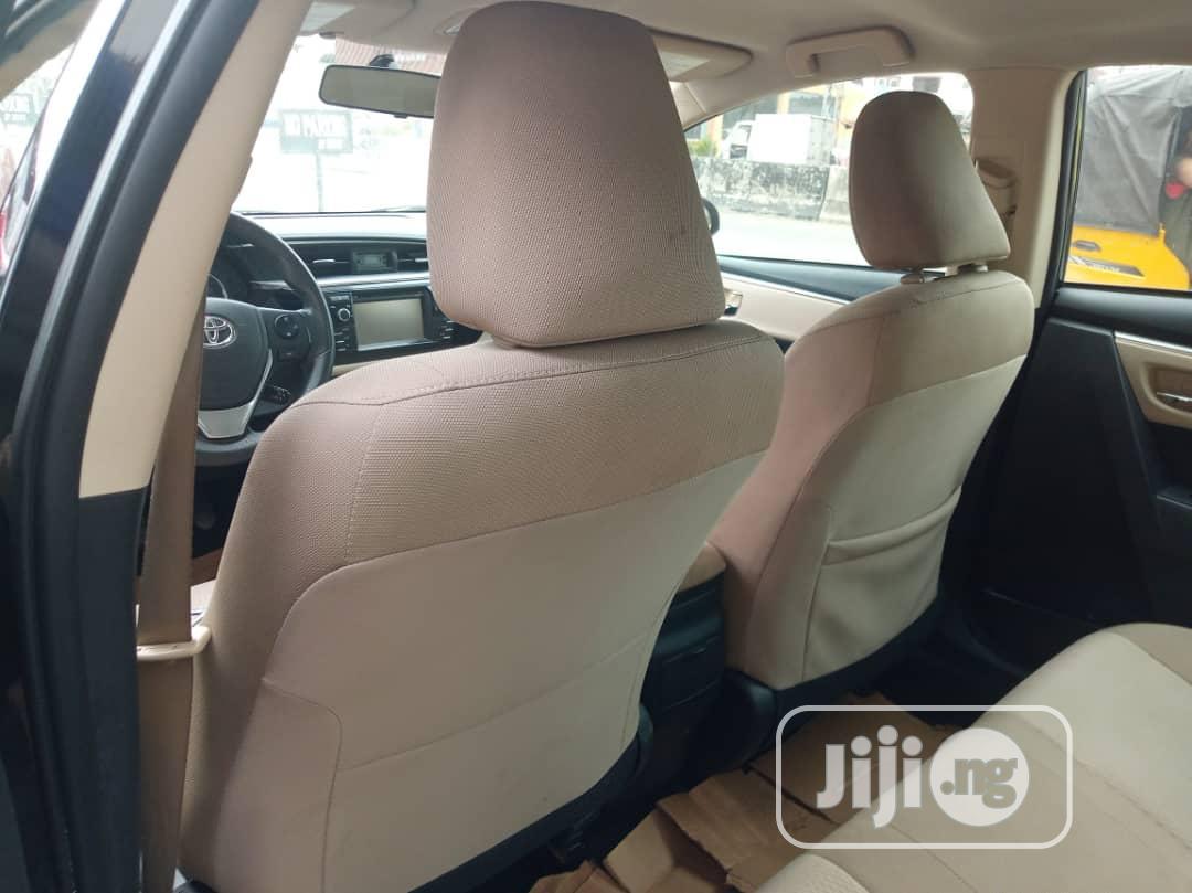 Toyota Corolla 2015 Black | Cars for sale in Amuwo-Odofin, Lagos State, Nigeria