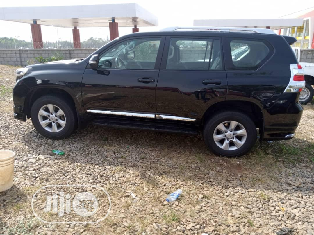 Toyota Land Cruiser Prado 2015 Black | Cars for sale in Central Business Dis, Abuja (FCT) State, Nigeria