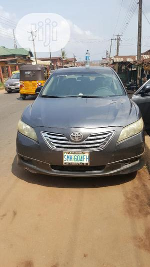 Toyota Camry 2008 2.4 SE Gray | Cars for sale in Delta State, Warri
