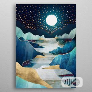 Moon Art Frame | Home Accessories for sale in Lagos State, Yaba