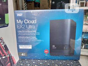 WD 4tb My Cloud Ex2   Computer Hardware for sale in Lagos State, Ikeja