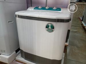 Hisense Twin Tub Washing Machine 5kg | Home Appliances for sale in Oyo State, Ibadan
