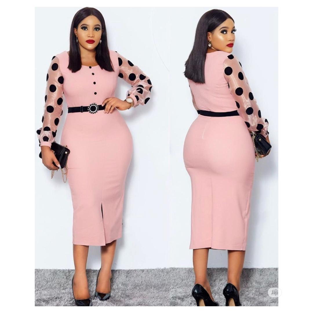 Sophisticated Gown For Classic Ladies   Clothing for sale in Ethiope West, Delta State, Nigeria