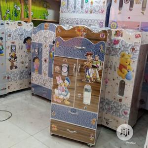 Baby Wooden Wardrobe | Children's Furniture for sale in Lagos State, Surulere