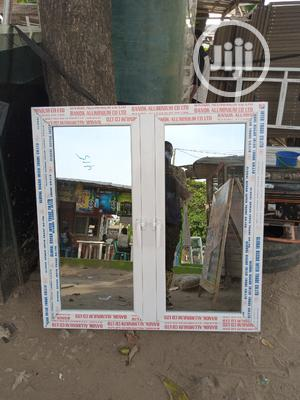Casement Window With Burglary And Net   Windows for sale in Lagos State, Alimosho