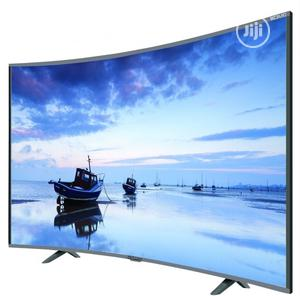 2020 Made LG 55''inch Uhd Curved 4K Smart Tv/Netflix /+Mount | TV & DVD Equipment for sale in Lagos State, Ojo