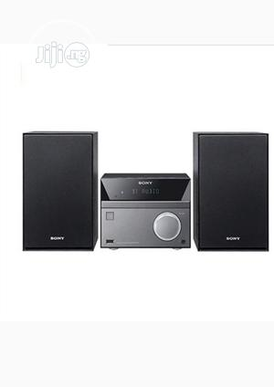 Sony 50W Bluetooth Hi-Fi System With CD; DVD and FM Radio   Audio & Music Equipment for sale in Abuja (FCT) State, Dutse-Alhaji