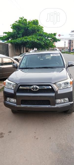 Toyota 4-Runner 2010 SR5 4WD Gray | Cars for sale in Lagos State, Ikeja