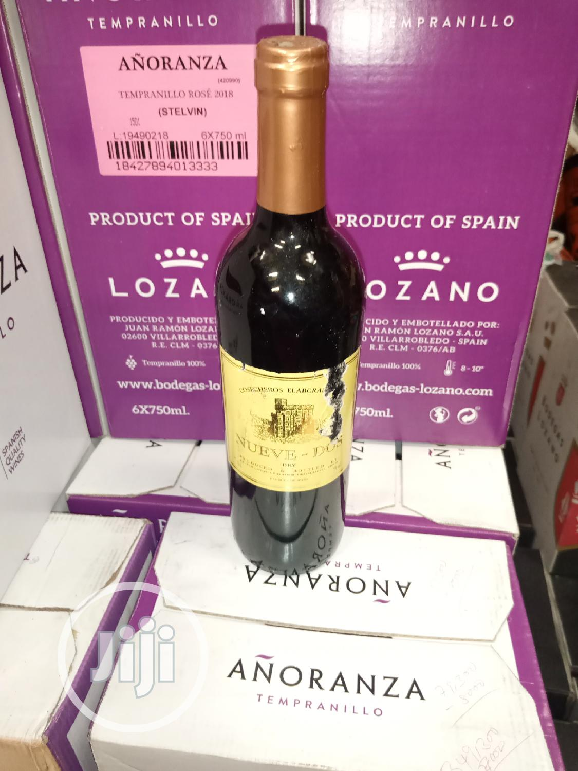 Archive: Wine's From Spain