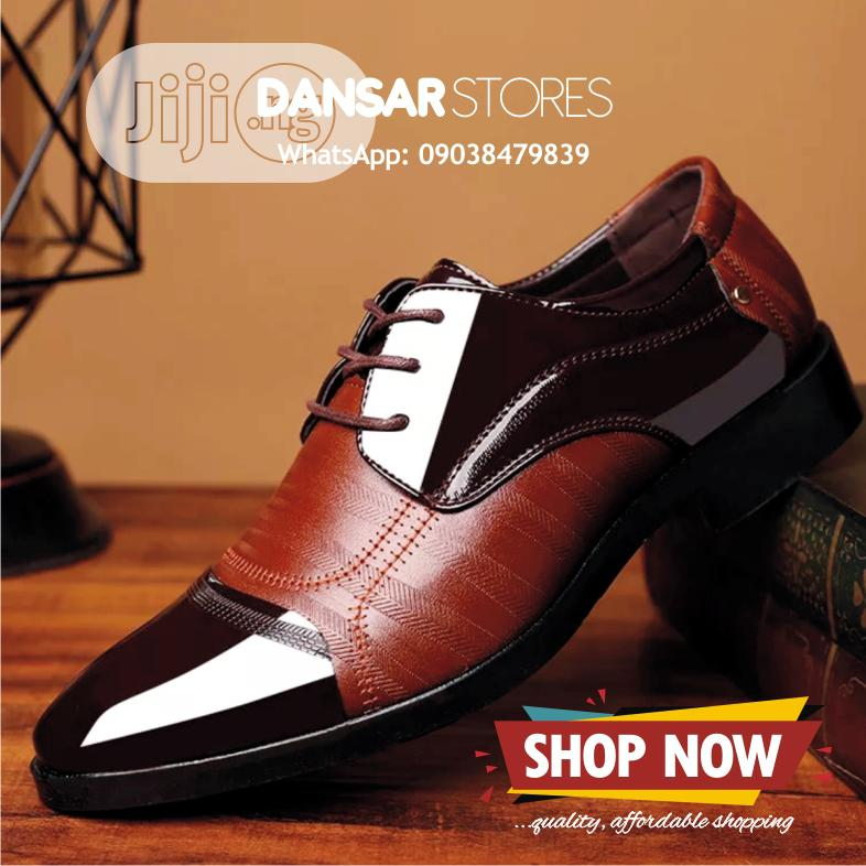 Archive: Brown Leather Shoe