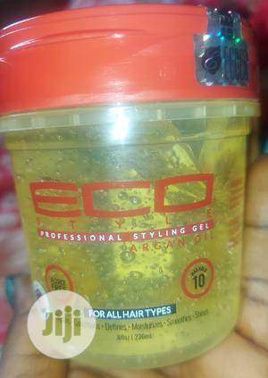 Eco Professional Styling Gel - 236ml   Hair Beauty for sale in Lagos State, Ikotun/Igando