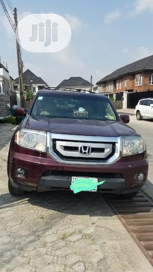 Honda Pilot 2011 Brown | Cars for sale in Lagos State, Lekki