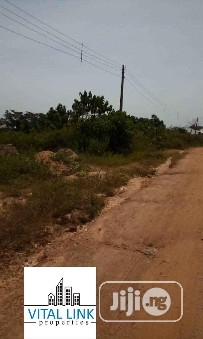A Plot of Land for Sale at Akede Area