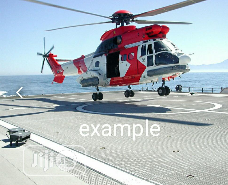 Archive: Heliport,Helipad,Helidrome Or Rotor Station/ 1 Acre Of Land