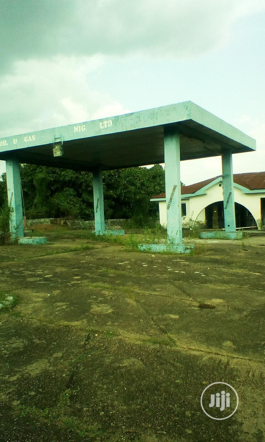 Archive: T.J Oil and Gas Filling Station