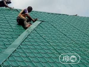 Step Tiles Aluminum Roof Of0.45   Building & Trades Services for sale in Ogun State, Abeokuta South