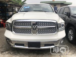 Dodge RAM 2017 White   Cars for sale in Lagos State, Maryland