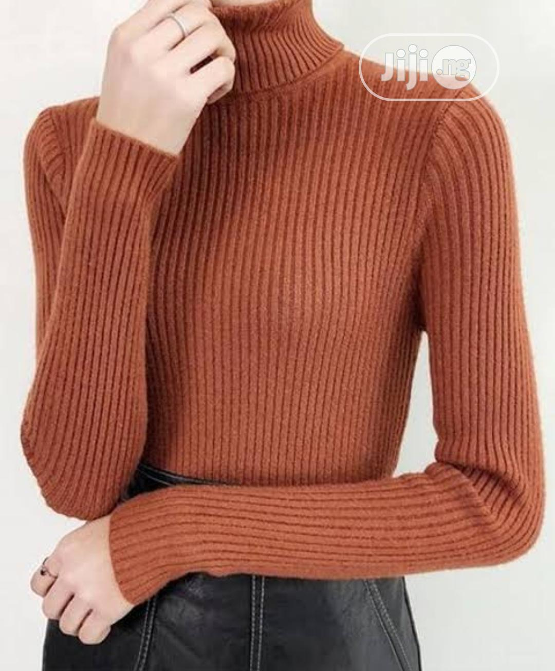 Turtle Neck Top | Clothing for sale in Ojodu, Lagos State, Nigeria