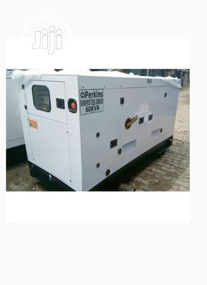 Perkins 60KVA Soundproof Diesel Generator | Electrical Equipment for sale in Abuja (FCT) State, Wuse 2