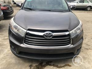 Toyota Highlander 2016 Brown | Cars for sale in Lagos State, Maryland