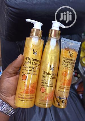 Yc Whitening Gold Caviar Set | Skin Care for sale in Lagos State, Amuwo-Odofin