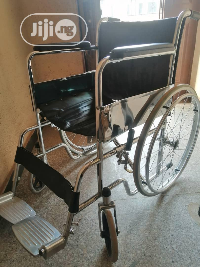 Archive: Its A New Wheelchair, I Used It During My Accident 4 Month